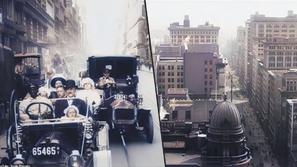 استخدام الذكاء الاصطناعي لتلوين مشاهد في نيويورك عمرها أكثر من 100 عام