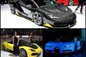 صور 33 سيارة سرقت الأضواء في معرض جنيف للسيارات