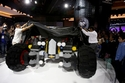تم بناء سيارة باتمان بحوالي 344 ألف مكعب من الليجو