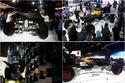 سيارة باتمان المصنوعة من الليجو في معرض ديترويت 2017