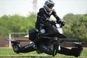 بالصور.. شرطة دبي تبدأ في تدريبات الطيران الخيالية على الـHoverbike S3