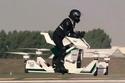 بدأت شرطة دبي في التدرب على استخدام الـHoverbike S3