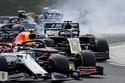 النتائج والأرقام النهائية لسباق جائزة المجر الكبرى