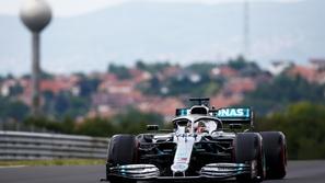 فورمولا 1: النتيجة النهائية لسباق جائزة المجر