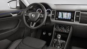 فيديو وصور شكودا تعرض رسمياً مقصورة سيارة كودياك الجديدة بالكامل