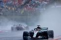 فورمولا 1: الأمطار تفسد التجارب الحرة لسباق المجر