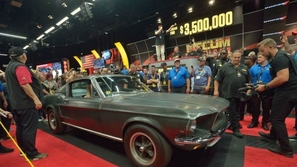 بـ3.7 مليون دولار.. بيع سيارة ستيف ماكوين الأسطورية