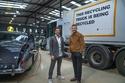 ديفيد بيكهام سعيد بمساهمته في الشركة الجديدة
