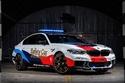 1- بي إم دبليو M5 بتعديلات M سيارة الأمان الرسمية للموتو جي بي