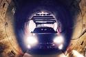 صور.. الكشف عن نفق مدمر للإزدحام المروري