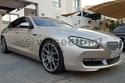 بي ام دبليو 650i غران كوبيه 2013 للبيع في دبي! تعرف على سعرها