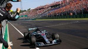 فورمولا 1: ترتيب التجارب الحرة الأولى لسباق المجر