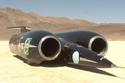 السيارة Thrust SSC