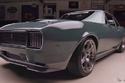 عالم هوليوود السيارة الكلاسيكية الأسطورية كامارو موديل العام 1967