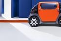 """السيارة """"Ami One""""الكهربائية"""