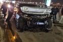 تعرض الإعلامي المصري الشهير عمرو أديب إلى حادث مروع على طريق دهشور