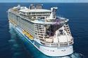 صور أكبر سفينة في العالم .. ركابها يستخدمون GPS للوصول إلى لغرفهم!