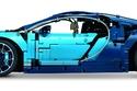 بوغاتي شيرون مصنوعة من 3,599 قطعة ليجو وتصميمها مذهل 2