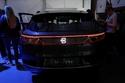 الصين تتألق بسيارة إم بايت الكهربائية