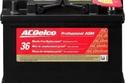 المركز الثالث بطارية ACDelco Professional AGM