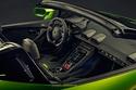 المقصورة الداخلية للسيارة Huracan Evo Spyde