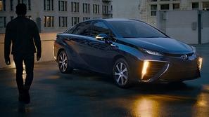 تويوتا تكشف عن موعد طرح ميراي الهيدروجينية