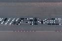 أكبر شعار لعلامة AMG في دبي تتم مشاهدته من الفضاء الخارجي