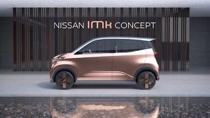 نيسان IMK.. سيارة من المستقبل تستعد لمعرض طوكيو