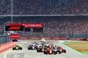 فورمولا 1: توقيت التجارب الحرة الثانية لجائزة ألمانيا الكبرى