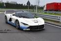 صور تخيلية لسيارة مازيراتي MC13 المستقبلية