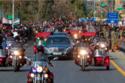 شاهد موكب الملك سلمان بن عبدالعزيز في الأردن