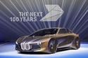 فيديو وصور بي ام دبليو تطلق سيارة فيجين نيكست 100 الاختبارية المذهلة