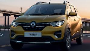 رينو تكشف عن طراز Triber الجديد موديل 2020
