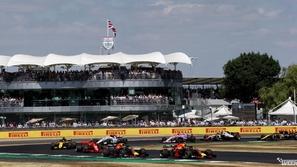 فورمولا 1: جدول انطلاق جائزة بريطانيا الكبرى