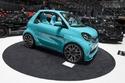 برابوس تويوتا خلال اليوم الثالث لمعرض جنيف الدولي للسيارات 2017