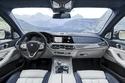 قمرة قيادة موديل X7 2020 سنجد السيارة تستطيع استيعاب 7 أشخاص من العائل