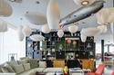 فندق سيتيزين م في مطار شارل دوجول الباريسي