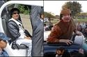 سيارات وطائرات المثير للجدل معمر القذافي