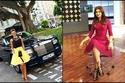تعرفوا بالصور على سيارة الإعلامية مريم سعيد