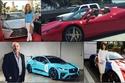 صور سيارات الفائزين بجوائز حفل الأوسكار 2018، من اختار السيارة الأجمل؟