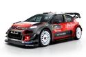 الكشف رسمياً عن ستروين C3 WRC موديل 2017