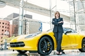 هي رئيس مجلس إدارة مجموعة جنرال موتورز