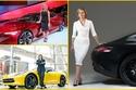 صور تعرف على أهم الشخصيات النسائية في عالم السيارات