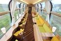 أول قطار زجاجي في العالم