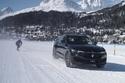 مازيراتي تساعد متزلجاً على الثلج في دخول موسوعة غينيس 1