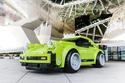 بورش تصنع سيارة 911 من الليجو بالحجم الأصلي