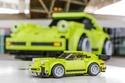 بورش تصنع سيارة 911 من الليجو بالحجم الأصلي 2