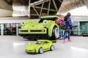 بورش تصنع سيارة 911 من الليجو بالحجم الأصلي 1