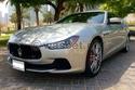 مازيراتي جيبلي 2014 للبيع في دبي بسعر مذهل لعشاق السيارات الإيطالية
