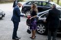 ظهرت بعض السيارات التي حملت جلالة الملكة رانيا